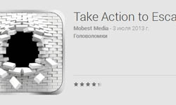 Як пройти гру Take Action to Escape